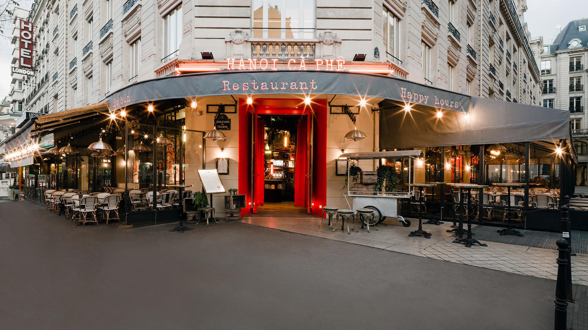 Restaurant Vietnamien An Com Paris
